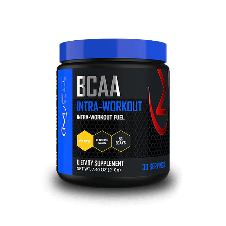 MFit Supps BCAA Intra-Workout Fuel and Recovery Powder -- 30 Servings