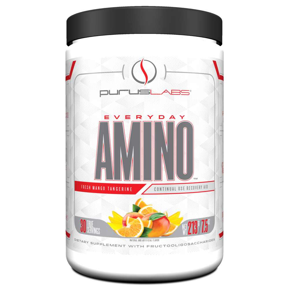 Purus Labs Everyday Amino Mango Tangerine - 30 Servings