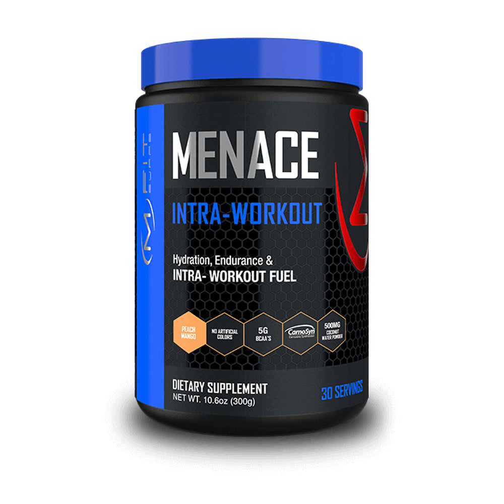 MFit Supps MENACE Hydration, Endurance and Intra-Workout Fuel Powder -- 30 Servings