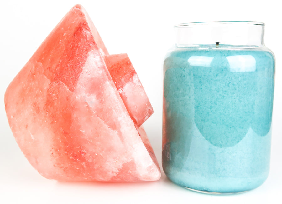 Himalayan Salt Shade for Candle Jars - Himalayan Secrets™