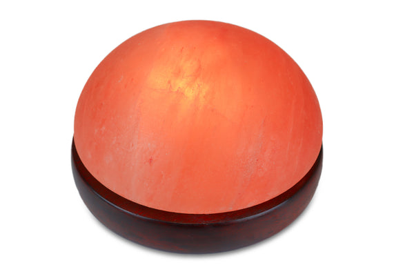 "9"" Himalayan Salt Dome Lamp for Hands and Feet - Himalayan Secrets™"