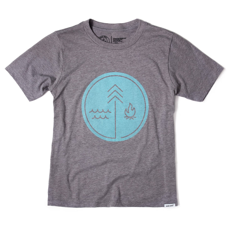 Hand crafted christian apparel - Kids Symbol Tee
