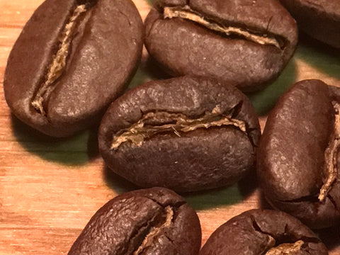 Our roasted Caffeinated