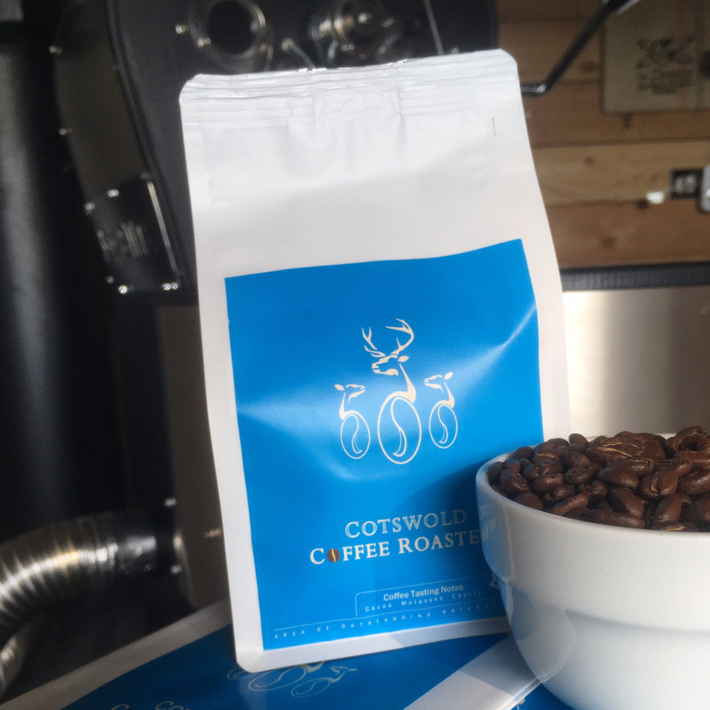 Cotswold Coffee Roasters Guatemalan Coffee Micro Batch