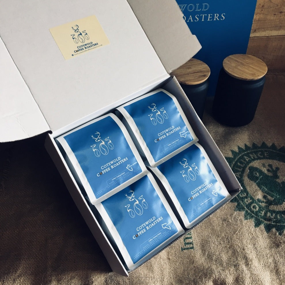 4 Pack Coffee Gift Set (Speciality Selection)