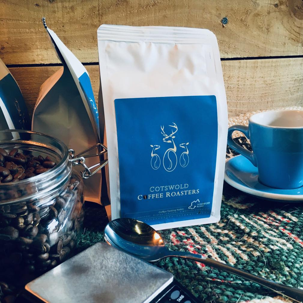 Cotswold Coffee Roasters Somerford Blend