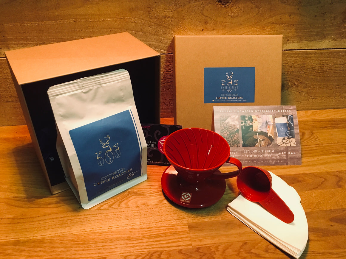 V60 Coffee Dripper Gift Set