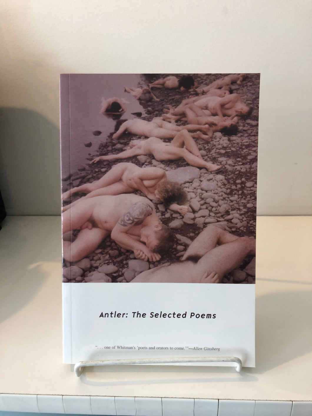 Antler: The Selected Poems