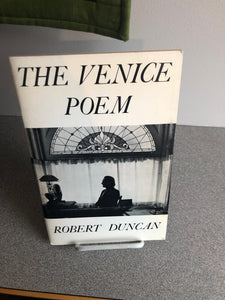 The Venice Poem by Robert Duncan