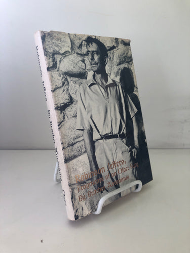 Everson, William: Robinson Jeffers: Fragments of an Older Fury