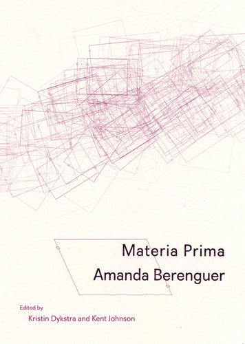 Berenguer, Amanda: Materia Prima: Selected Poems