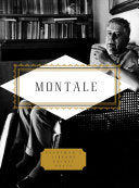 Montale, Eugenio: Montale: Poems