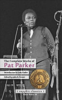 Parker, Pat: The Complete Works
