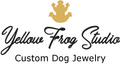 logo yellow frog studio best dog breed jewelry collection