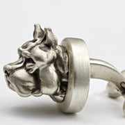 Pitbull pair of Cufflinks