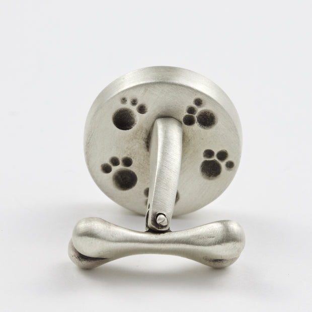 Schnauzer pair of Cufflinks