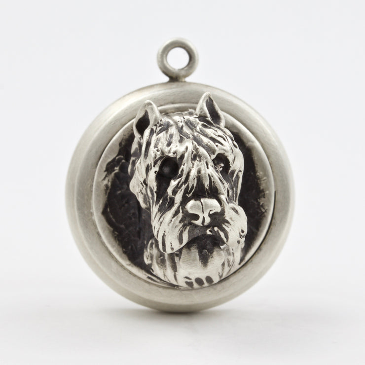 French Bouvier Dog Tag - Charm Jewerly