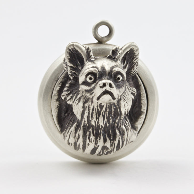 Chihuahua Long Hair Dog Tag - Charm Jewerly