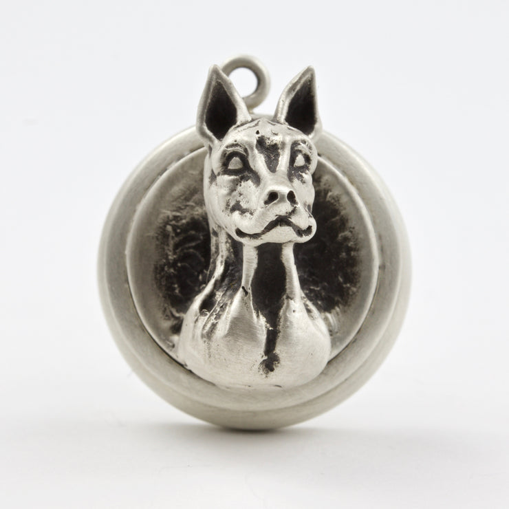 Miniature Pinscher Dog Tag - Charm Jewerly