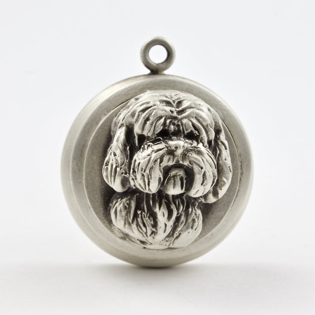 French - Portuguese Waterdog Dog Tag - Charm Jewerly
