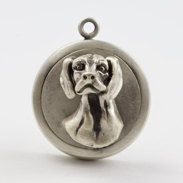 Beagle Dog Tag - Charm Jewerly
