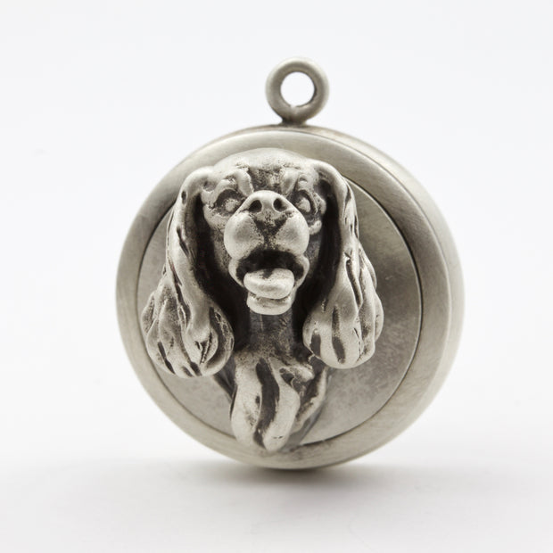 Cocker Spaniel Dog Tag - Charm Jewerly