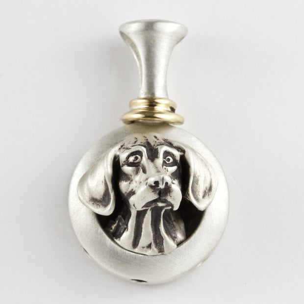 Hungarian Vizsla Necklace Pendant