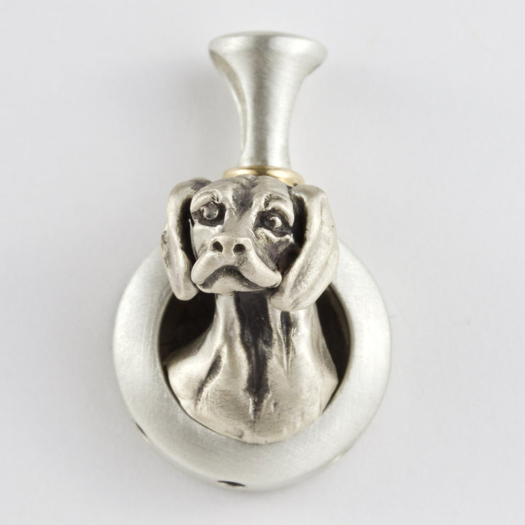Beagle Necklace Pendant