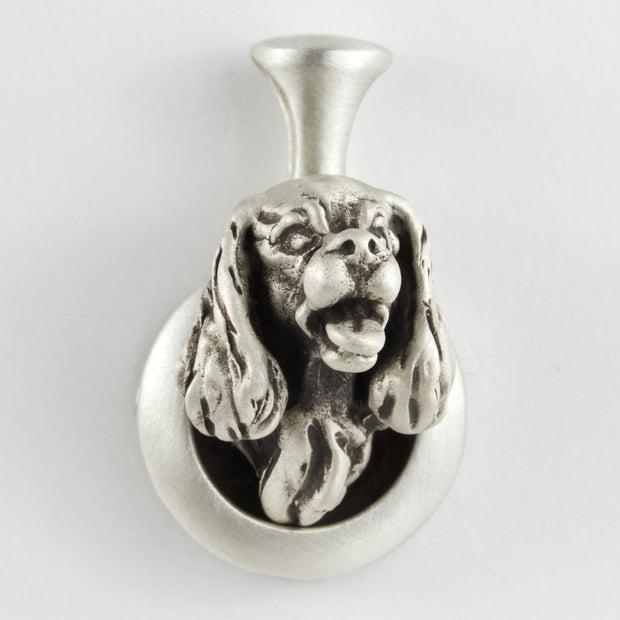 Cocker Spaniel Necklace Pendant