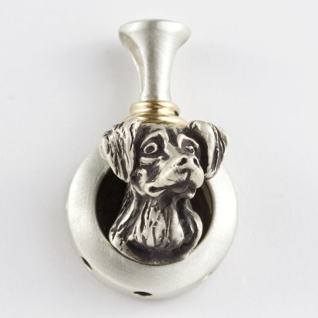 Golden Retriever Necklace Pendant