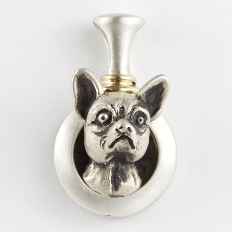 Chihuahua Short Haired Necklace Pendant