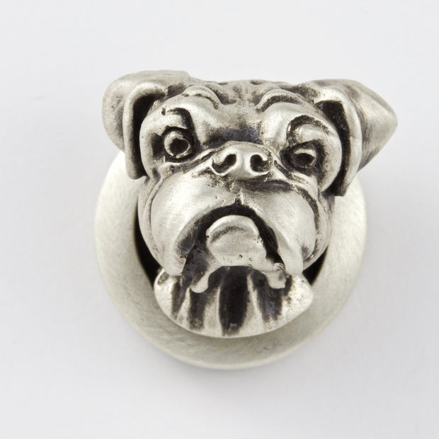 English Bulldog Brooch