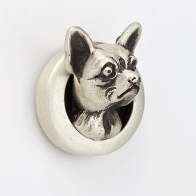 Chihuahua Short Haired Brooch
