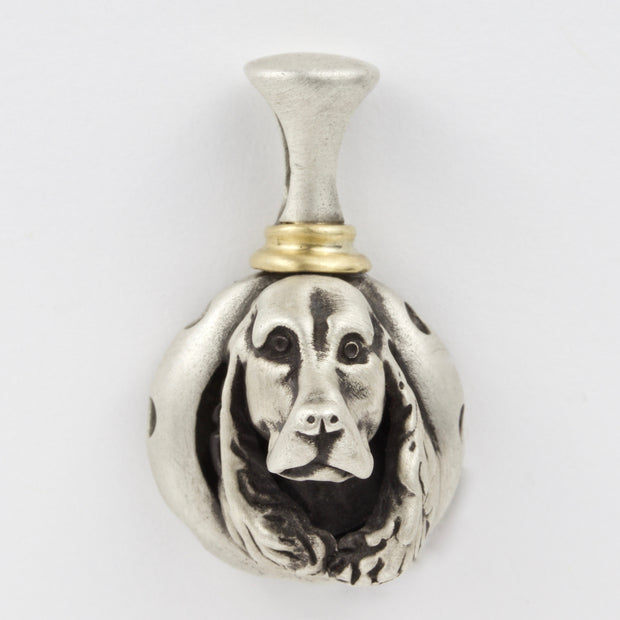 English, Irish, Gordon Setter Necklace Pendant