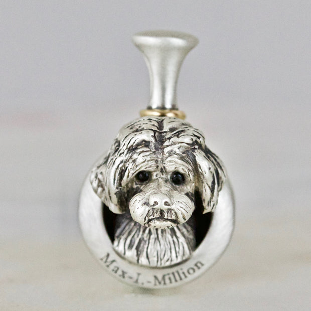 Westiepoo Necklace Pendant