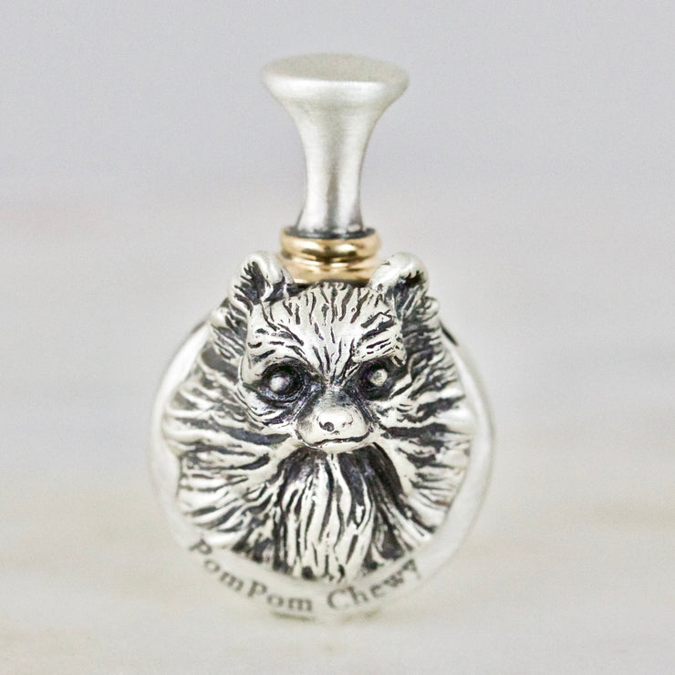 Pomeranian Necklace Pendant