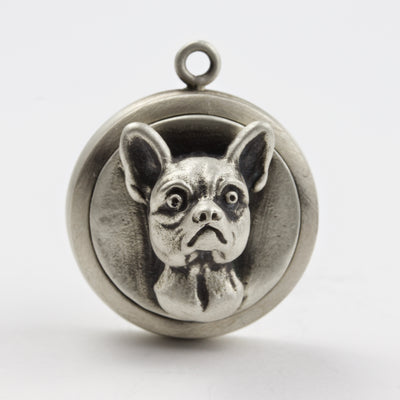 Chihuahua short hair Dog Tag - Charm Jewerly