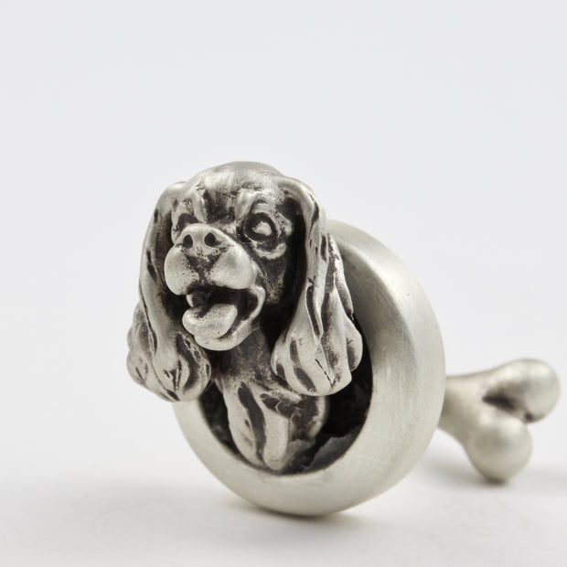 Cocker Spaniel pair of Cufflinks