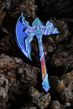 Hailstone Axe - Limited Edition Enamel Pin