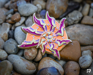 Spiromite - Limited Edition Enamel Pin
