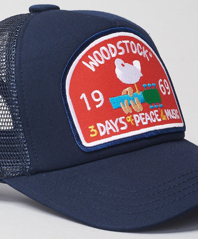 Woodstock 1969 Trucker