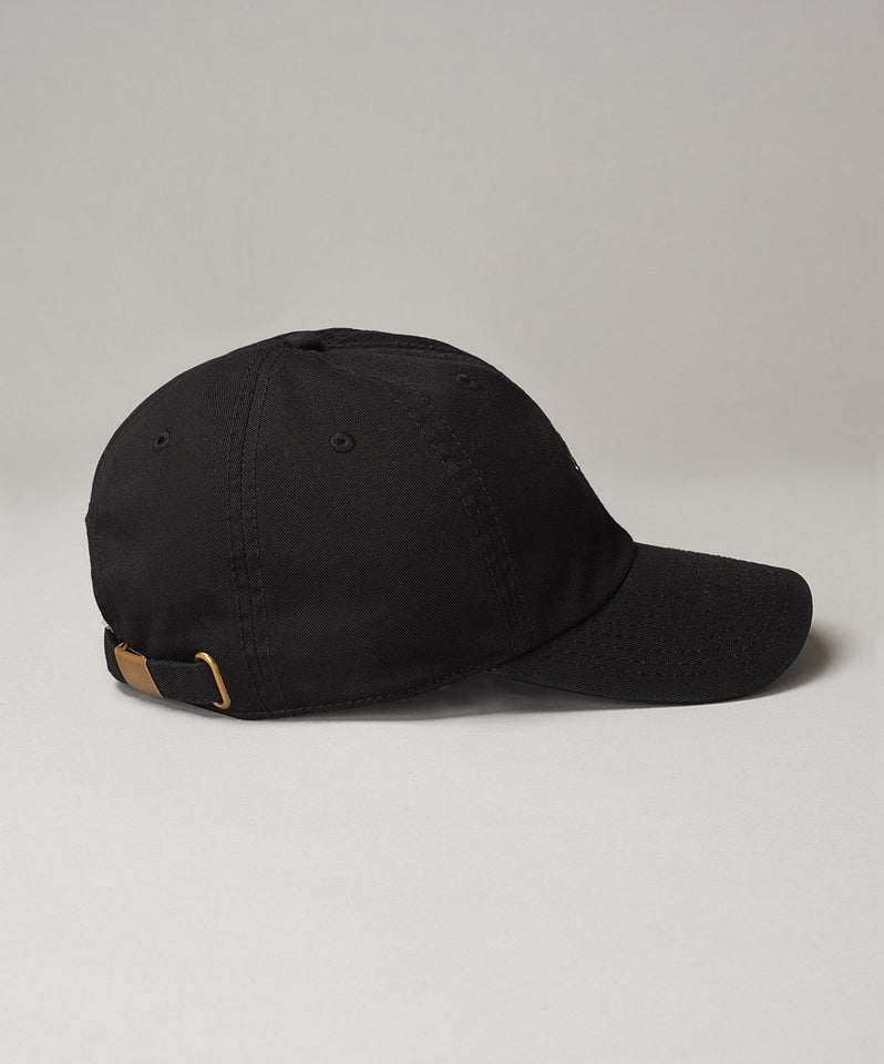 Gold Embroidered Dad Hat