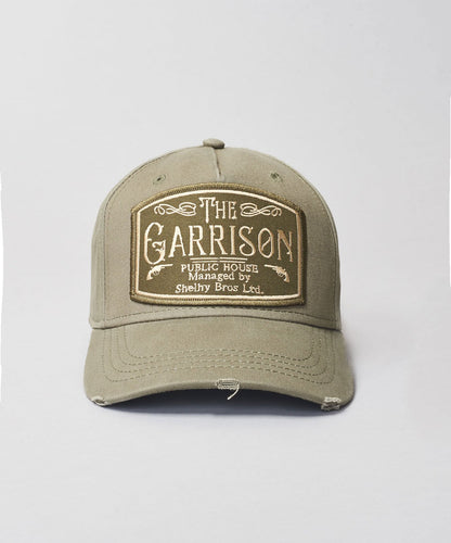 The Garrison Baseball- Khaki