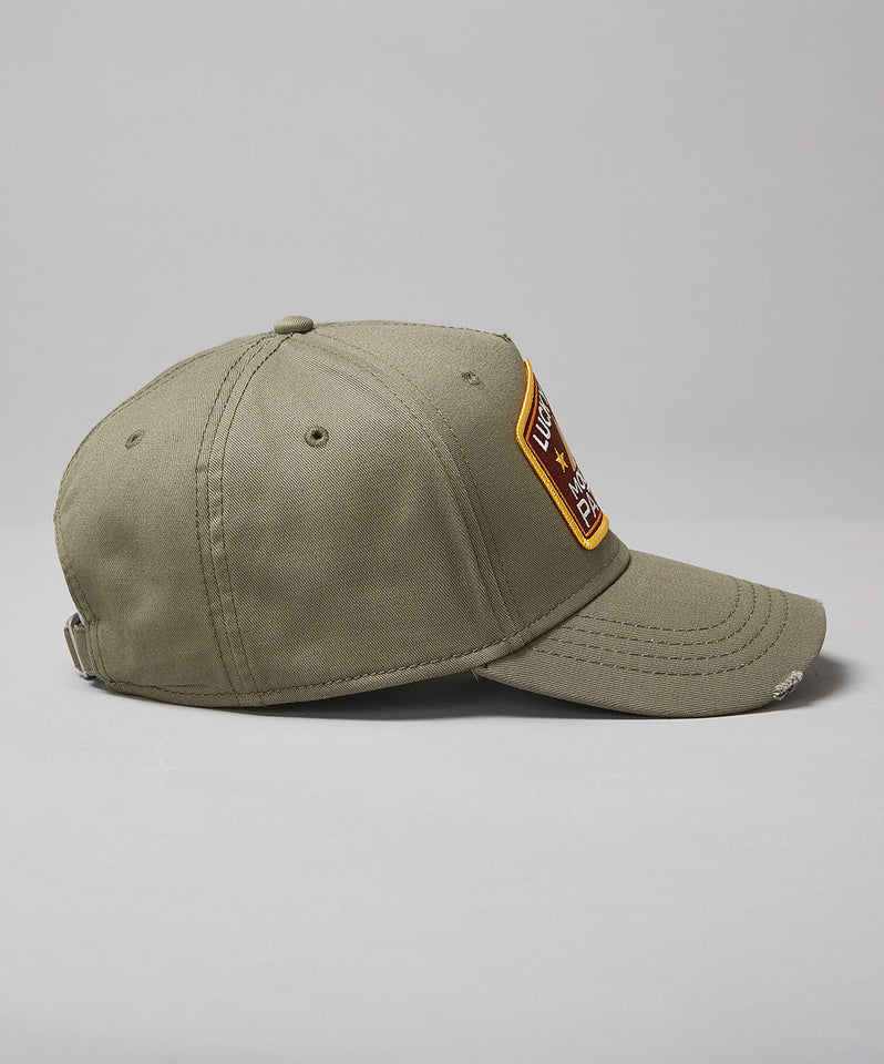 Mountain Patrol Khaki Baseball