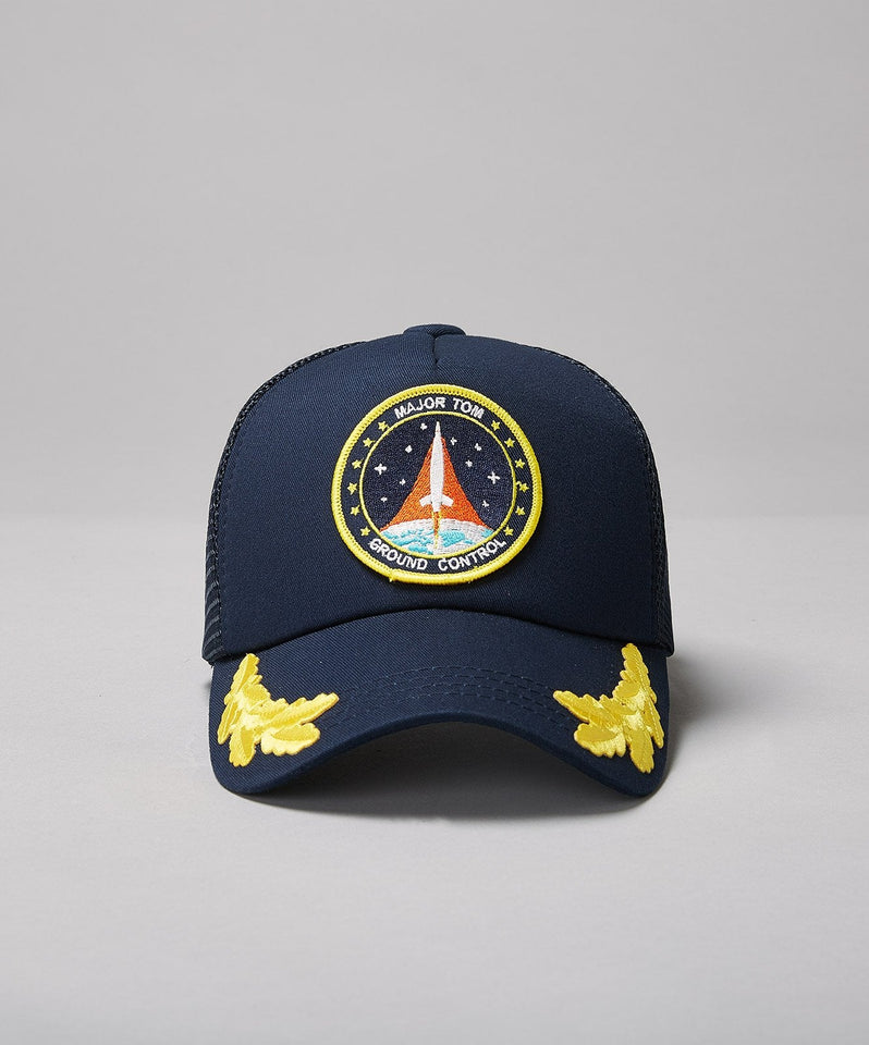 David Bowie Major Tom Trucker Cap