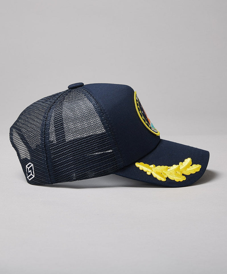 David Bowie Major Tom Trucker- Navy