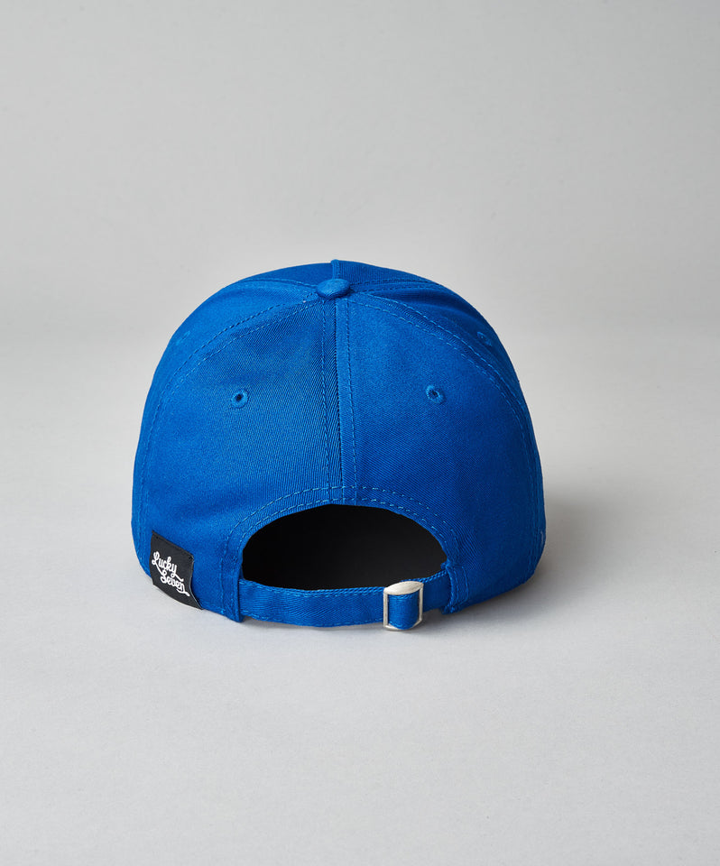 Authentic Lucky Seven Baseball- Royal Blue