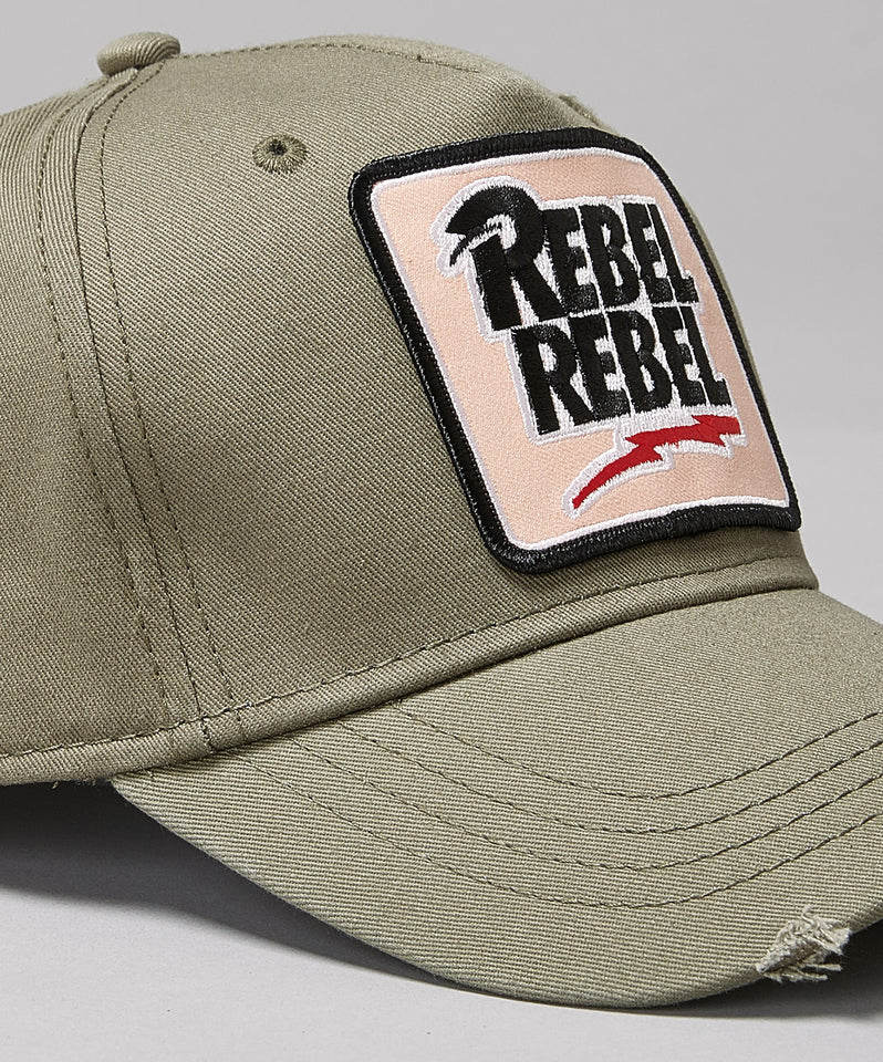 David Bowie Rebel Rebel Baseball