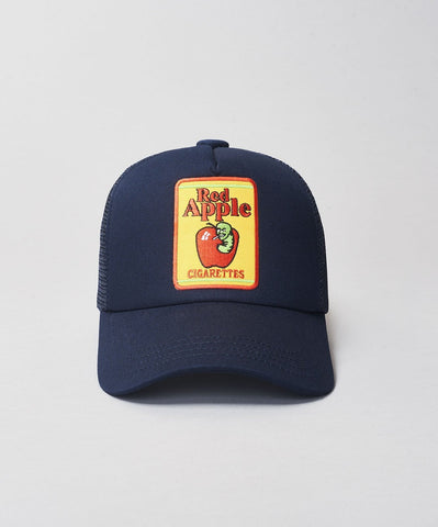 Red Apple Trucker