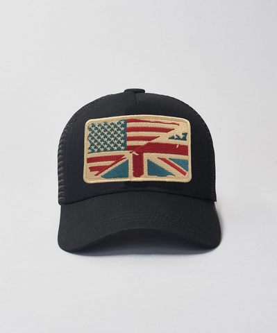 ReOrg Bronze United Kingdom Of America Trucker